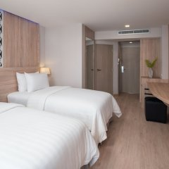 Rodina Beach Hotel комната для гостей фото 5