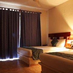 Отель Nautilus Мексика, Плая-дель-Кармен - отзывы, цены и фото номеров - забронировать отель Nautilus онлайн комната для гостей фото 4
