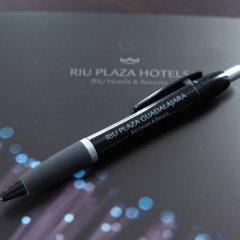 Hotel Riu Plaza Guadalajara фитнесс-зал