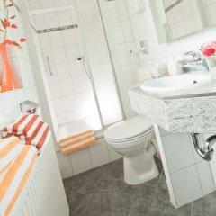 Kocks Hotel Garni Гамбург ванная