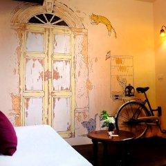 Отель Old Capital Bike Inn комната для гостей фото 3