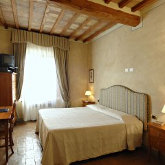 Отель B&B Palazzo Al Torrione Италия, Сан-Джиминьяно - отзывы, цены и фото номеров - забронировать отель B&B Palazzo Al Torrione онлайн комната для гостей фото 4