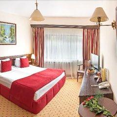 Отель Yastrebets Wellness & Spa Болгария, Боровец - отзывы, цены и фото номеров - забронировать отель Yastrebets Wellness & Spa онлайн комната для гостей фото 2