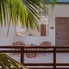 Отель Malahini Kuda Bandos Resort балкон