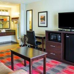 Отель Quality Inn Vicksburg комната для гостей фото 2