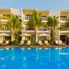 Отель Hoi An Waterway Resort Вьетнам, Хойан - отзывы, цены и фото номеров - забронировать отель Hoi An Waterway Resort онлайн вид на фасад