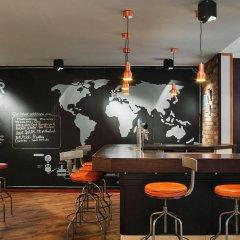 Отель Four Points by Sheraton Brussels гостиничный бар