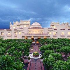 Отель Le Méridien Jaipur Resort & Spa пляж