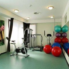 Отель Danubius Health Spa Resort Butterfly фитнесс-зал