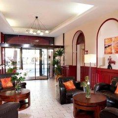 Отель Le Clocher de Rodez Франция, Тулуза - отзывы, цены и фото номеров - забронировать отель Le Clocher de Rodez онлайн интерьер отеля фото 2
