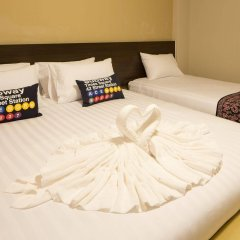 Отель Golden Jade Suvarnabhumi Таиланд, Бангкок - 1 отзыв об отеле, цены и фото номеров - забронировать отель Golden Jade Suvarnabhumi онлайн комната для гостей фото 5