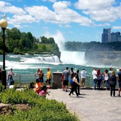 Отель Sheraton at the Falls США, Ниагара-Фолс - отзывы, цены и фото номеров - забронировать отель Sheraton at the Falls онлайн фото 7