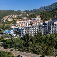 Отель Queen Of Montenegro Рафаиловичи бассейн фото 2