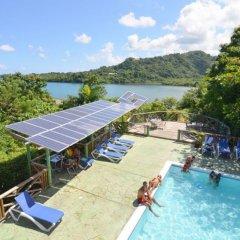 Отель Bay View Eco Resort & Spa бассейн