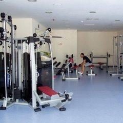 Апартаменты Kuban Apartments фитнесс-зал фото 4