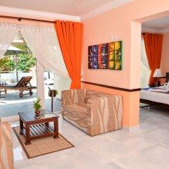 Paradise Beach Hotel комната для гостей фото 2