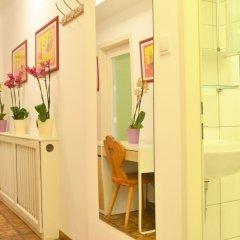 Отель Ajo Central Вена комната для гостей фото 5