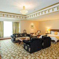 Grand Plaza Hanoi Hotel комната для гостей фото 3