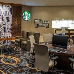 Отель Sheraton Hotel Columbus Capitol Square США, Колумбус - отзывы, цены и фото номеров - забронировать отель Sheraton Hotel Columbus Capitol Square онлайн интерьер отеля фото 3