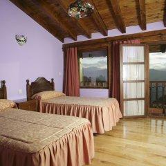Отель Viviendas Rurales PeÑa Sagra Тресвисо комната для гостей фото 2