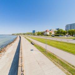 Aquamarine Pirita Hotel Таллин пляж фото 2