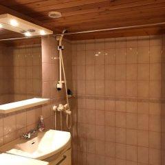 Отель Cottage H62 Ruokolahti Финляндия, Руоколахти - отзывы, цены и фото номеров - забронировать отель Cottage H62 Ruokolahti онлайн ванная