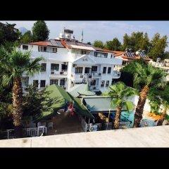 Castello Hotel & Aparts балкон