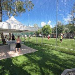 Отель Camping Villaggio Isolino Италия, Вербания - отзывы, цены и фото номеров - забронировать отель Camping Villaggio Isolino онлайн фитнесс-зал