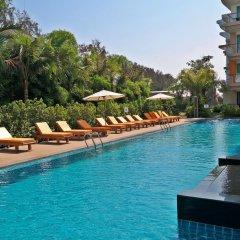 Отель Almali Rawai Beach Residence бассейн
