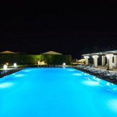 Отель Tenuta Santicuti Верноле бассейн фото 2