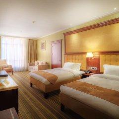 Отель Шера Парк Инн Алматы комната для гостей фото 3