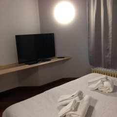 Отель Albergo San Michele Мортара удобства в номере фото 2