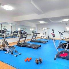 Deliades Hotel фитнесс-зал