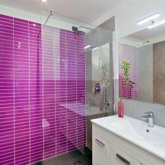 Отель Duomo - Apartments Milano Италия, Милан - 2 отзыва об отеле, цены и фото номеров - забронировать отель Duomo - Apartments Milano онлайн ванная