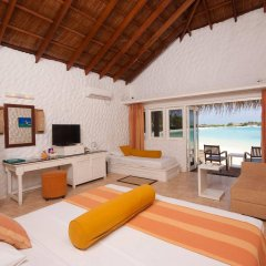 Отель Cinnamon Dhonveli Maldives-Water Suites комната для гостей фото 2