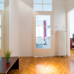 Апартаменты Vienna Residence Conventient Apartment for 2 With Perfect Airport Connection Вена комната для гостей фото 3