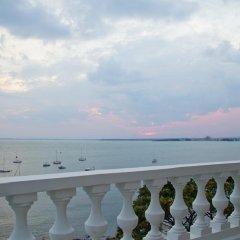 Отель Paros Болгария, Поморие - отзывы, цены и фото номеров - забронировать отель Paros онлайн пляж фото 2
