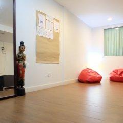 Отель Baan Paan Sook - Unitato фитнесс-зал