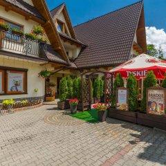 Отель Willa Góralsko Riwiera Польша, Закопане - отзывы, цены и фото номеров - забронировать отель Willa Góralsko Riwiera онлайн