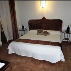 Hotel La Fonda del Califa комната для гостей