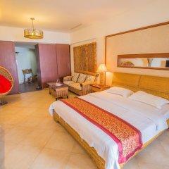 Отель Palmena Apartment - Sanya Китай, Санья - отзывы, цены и фото номеров - забронировать отель Palmena Apartment - Sanya онлайн комната для гостей фото 4