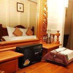 Отель Bangphlat Resort Бангкок комната для гостей фото 5
