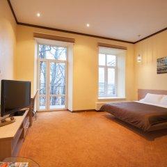 Гостиница Vorontsov Appartments комната для гостей фото 4