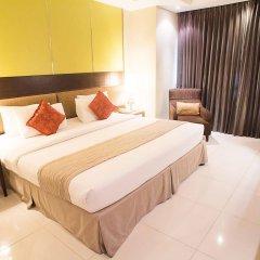 Intimate Hotel Паттайя комната для гостей фото 2