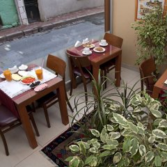 Апарт-отель Sultanahmet Suites питание фото 2