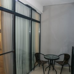 Апартаменты Hosthub Apartment On Shatberashvili Str Тбилиси балкон