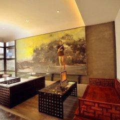 Отель Timmy Hotel Китай, Гуанчжоу - отзывы, цены и фото номеров - забронировать отель Timmy Hotel онлайн интерьер отеля фото 3
