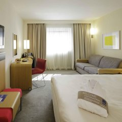 Отель Novotel Manchester Centre комната для гостей фото 2