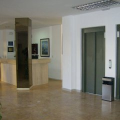 Отель El Velero Торремолинос интерьер отеля
