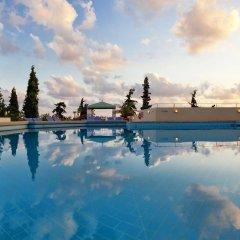 Отель Galaxy Villas бассейн фото 3